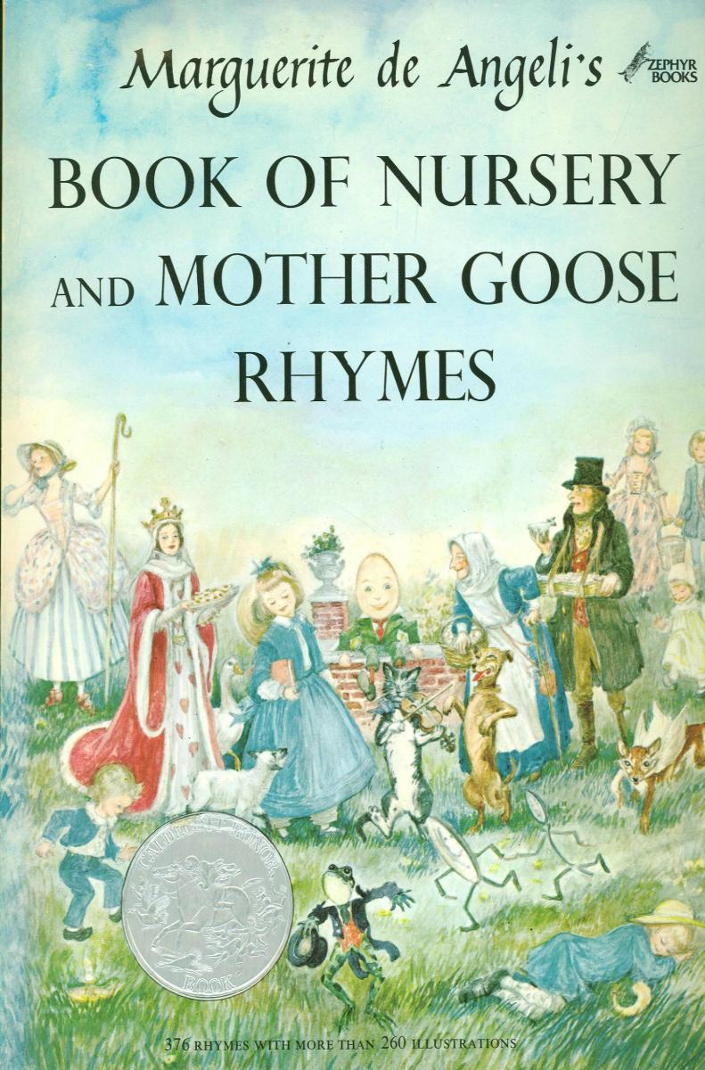 Mother Goose Nursery Rhymes Book Ilrated Princess Belle Crane Walter Pdfnest